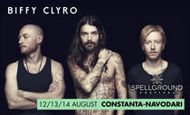 Biffy Clyro la Spellground Festival