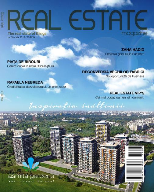 Coperta Real Estate Magazine (1)
