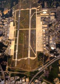 Joint Base Andrews, fotografie aeriana