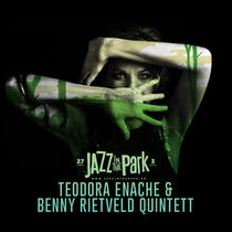 Teodora Enache canta la Jazz in the Park