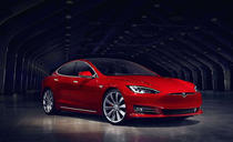 Tesla Model S Facelift 2016