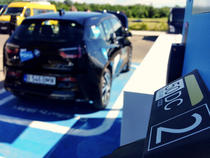BMW i3 Pony Car Sharing