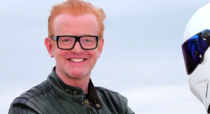Evans paraseste Top Gear