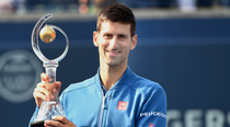 Novak Djokovic, campion la Toronto