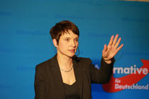 Frauke Petry, lidera AfD