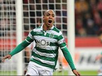 Joao Mario, in tricoul lui Sporting Lisabona