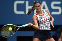 Monica Puig, la US Open