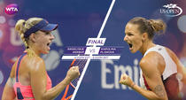 Angelique Kerber vs Karolina Pliskova, finala turneului US Open