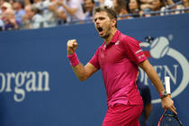 Stan Wawrinka, invingator la US Open