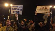 Protest Oprea