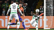 Moussa Dembele, gol spectaculos cu Manchester City
