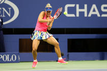 Angelique Kerber, la US Open
