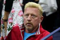 Boris Becker, la US Open