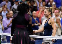 Serena Williams si Simona Halep, la US Open