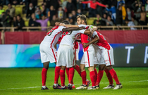 AS Monaco, victorie cu Montpellier
