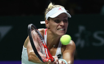 Angelique Kerber, la Turneul Campioanelor