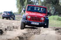 Lansare Jeep Owners Group