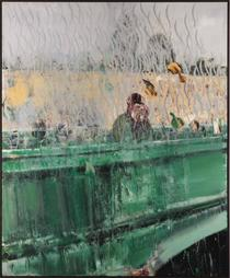 Tabloul The Bridge, de Adrian Ghenie