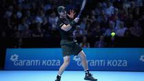 Andy Murray, la Turneul Campionilor
