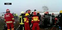 Accident pe DN 2