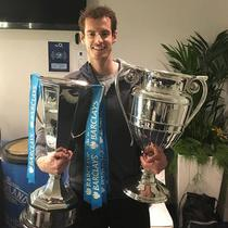 Andy Murray, lider mondial in clasamentul ATP