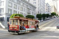 "San Francisco ""cable car"""