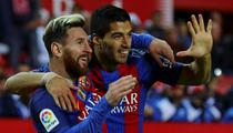 Messi, golul 500 in tricoul Barcelonei