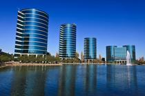 Sediul Oracle din Redwood Shores