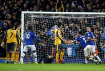 Everton, victorie mare cu Arsenal
