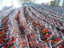 Biciclete de inchiriat in China