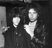 Bob Dylan si Patti Smith