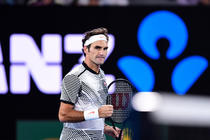 Roger Federer, in optimi la Australian Open
