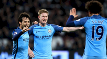 Manchester City, victorie categorica pe terenul lui West Ham