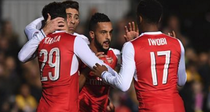 Arsenal, victorie in Cupa Angliei