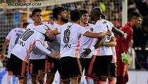 Valencia, victorie mare cu Real Madrid