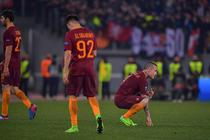 AS Roma, eliminata in optimile Europa League