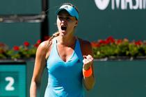 Kristina Mladenovic, in semifinale la Indian Wells