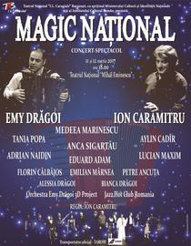 Magic National la Chisinau