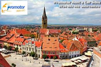Pormotor Rent a Car Sibiu