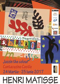 """JazzIn the Colour"": Litografii de Henri Matisse"
