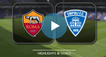AS Roma vs Empoli