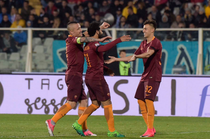 AS Roma, victorie cu Pescara
