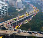 Trafic in China
