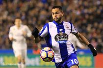Florin Andone, gol impotriva lui Real Madrid