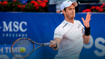 Andy Murray, la Barcelona