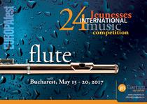 Jeunesses International Flute Competition Dinu Lipatti 2017