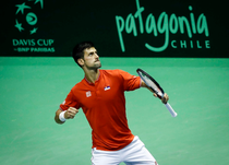 Novak Djokovic, invingator in Cupa Davis