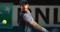 Andy Murray, eliminat de la Roma