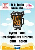 Afis Bucharest Craft Beer