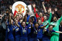 Manchester United si trofeul Europa League
